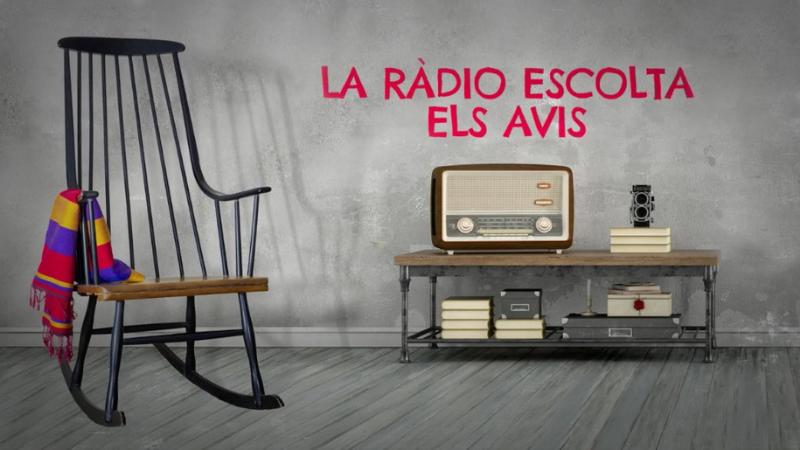 La ràdio escola els avis